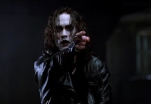 Brandon Lee ne Il corvo